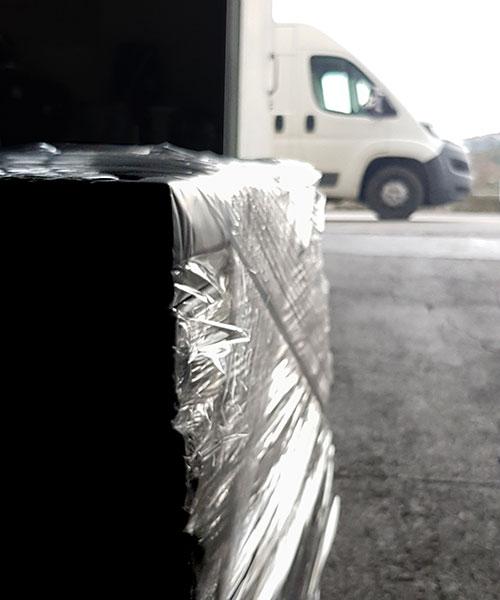 Con Litografia Eurograf il servizio di consegna è garantito.