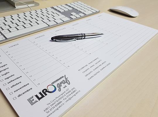 Affidarsi a Eurograf vuol dire disporre del miglior fornitore per un prodotto stampato d'eccellenza.
